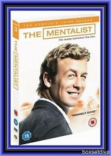 THE MENTALIST: COMPLETE SEASON  3  *BRAND NEW DVD BOXSET*