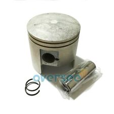 PISTON 66T-11631-01-93 For Yamaha Parsun Powertec 2stroke Outboard Engine PARTS