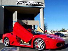 Ferrari 360 1999-2005 Vertical Doors Lambo Door Kit - Receive $500.00 REBATE!