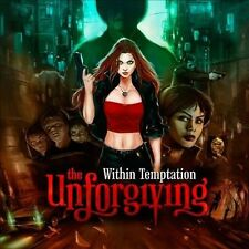 "Within Temptation ""The Unforgiving"" (Roadrunner Records) MINT Cndt CD"
