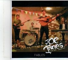 (DS137) Jow Innes & The Cavalcade, Fables - 2013 DJ CD