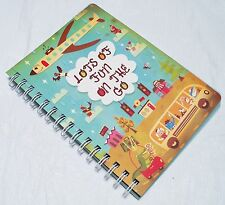 Lots of Fun on the Go Journal - 128 interactive Pages