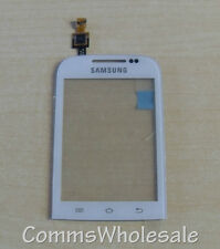 Genuine Samsung Galaxy Chat GT-B5330 Touch Screen Glass Digitizer White - NEW