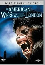 AN AMERICAN WEREWOLF IN LONDON -  2 DISC DVD  - SPECIAL EDITION - JOHN LANDIS