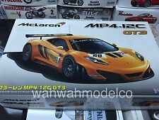 Fujimi RS-44 1/24 McLaren MP4-12C GT3 Limited Ver. from Japan Very Rare
