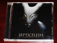 Septicflesh: Communion CD 2008 Septic Flesh Season Of Mist Records SOM 174 NEW