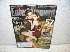 Entertainment Weekly Magazine June 13 2014 EW Masters of Sex True Blood