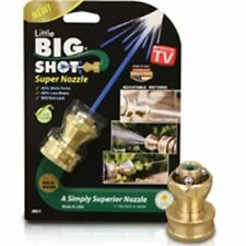 NEW LITTLE BIG SHOT SUPER NOZZLE GARDEN WATER HOSE USA MADE AS ON TV 4445037