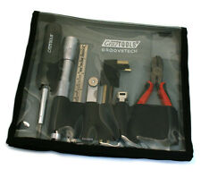 CruzTools GrooveTech Electric & Acoustic Bass Guitar Tech Tool Kit GTBAS1