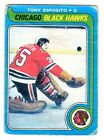 1X TONY ESPOSITO 1979-80 OPC #80 P/F O Pee Chee  Bulk Lot Available
