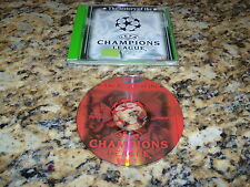 Uefa Champions League Vol. 1 (PC, 2007) Game Program Windows (Mint)
