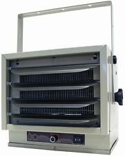 5000 Watt Ceiling Mount Heater Garage Electric Shop Space 240 Volt Industrial