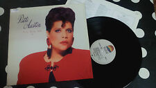 "Patti Austin ‎""The Real Me"" LP Qwest Records ‎925696-1 GERMANY 1981 INNER SLEEVE"