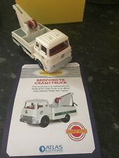 Atlas Editions - Dinky Bedford T.K. Crash Truck 434.