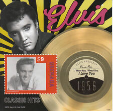 Grenada 2013 MNH Elvis Presley Classic Hits V 1v S/S 1956 Want You Need You