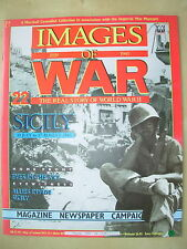 IMAGES OF WAR MAGAZINE No 22 WWII ALLIES INVADE SICILY - RECONNAISSANCE PICTURES
