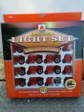 Agco allis chalmers wd45 Tractor Light Set 20 Light String new Free ship vhtf!