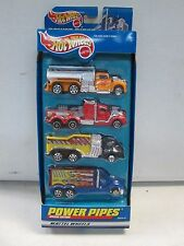 Hot Wheels Power Pipes Special Edition 4 Pack 65816-97