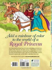 Princess Coloring Book Dover Coloring Books