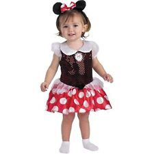Toddler's Minnie Mouse Costume