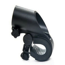 Bicycle Bike Cycle MTB LED Flashlight Light Torch Mount Holder Clamp Bracket New