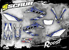 SCRUB Yamaha graphics decals kit WR 125R '09-'16 2009-2016 stickers