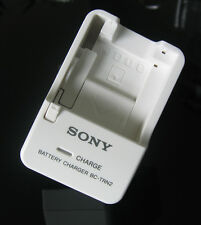 Genuine Sony BC-TRN2 BC-TRN Battery Charger for NP-BG1 BN1 FD1 FT1 FR1 Batteries
