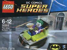 LEGO - DC COMICS SUPER HEROES - THE JOKER BUMPER CAR 30303