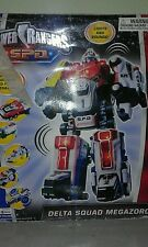 Power rangers S.P.D Delta squad megazord Toy/Car