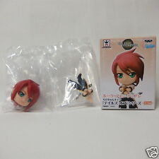 TALES OF THE ABYSS - LUKE - CHIBI KYUN CHARA FIGURE BANPRESTO CRANEKING PRIZE
