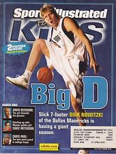 Sports Illustrated for Kids March 2005 Dirk Nowitzki