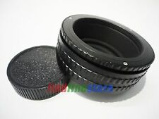 M52 to M42 Adjustable Focusing Helicoid 25-55mm Macro Extension Adapter + CAP