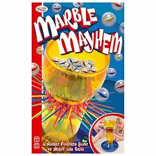 TOYRIFIC MARBLE MAYHEM MARBLES TRADITIONAL FAMILY KIDS PARTY SKILL GAME GIFT NEW
