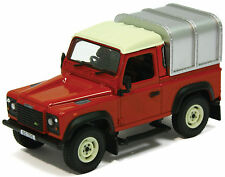 Britains 1:32 Land Rover Defender 90 mit Verdeck 42732 Auto Pick UP
