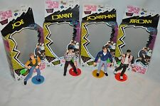 4 1990 Official New Kids on the Block  Jonathan Joe Danny Jordan Figure Doll Box
