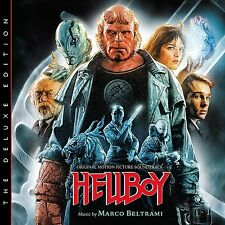Hellboy - 2 x CD Deluxe Edition - Limited 3000 - Marco Beltrami