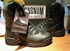 MAGNUM STEALTH FORCE 8.0 LEATHER BLACK BOOTS/SHOES US 6 EU 38 UK 5 BNIB RRP $227