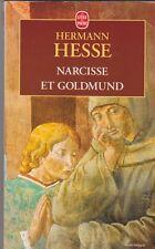 Herman Hesse - Narcisse Et Goldmund -  poche - B.Gozzoli
