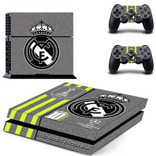 Football Vinyl Skin Sticker Cover For PS4 Playstation 4 Console 2 Controller