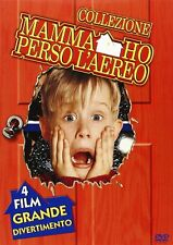 MAMMA HO PERSO L'AEREO COLLECTION - COFANETTO CON 4 DVD - NUOVO, ITALIANO