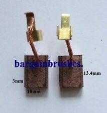 Brosses Carbone compatible avec MAKITA BDF451 BDF452 BDF456 BDT130F BDT140
