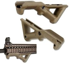 IMPUGNATURA ANGOLATA  PTS AFG 1 TAN  0042T AIRSOFT ANGULATE GRIP
