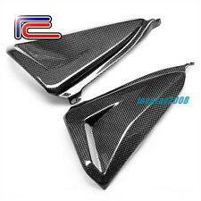 RC Carbon Fiber Seat Side Covers HONDA CB1000R ABS 08 09 10 11 12 13 14 15