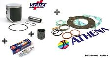 KIT REVISIONE COMPLETO CILINDRO PISTONE VERTEX PRO RACE CAGIVA CROSS 125 1984-88