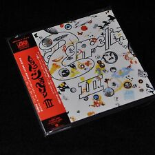 Led Zeppelin III JAPAN MINI LP CD Cardboard sleeve replica WPCR-11613 NEW