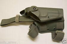 USMC Safariland BER-92 Holster ACU Foliage Green Tactical Pistol Drop Leg Army