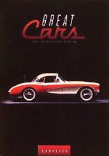 GREAT CARS: The Television Series - Corvette DVD [V09]