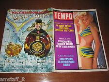 RIVISTA TEMPO 1970/36=JANET AGREN=TAMARA BARONI=DAVID ALFARO SIQUEIROS=