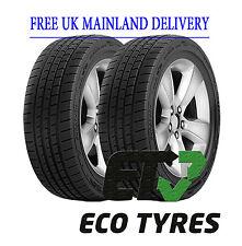 2X Tyres 255 55 R18 109W XL House Brand SUV C C 70dB