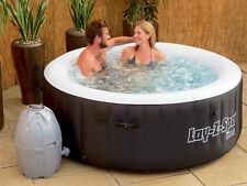 Pool, Whirpool, Outdoor Lay-Z-Spa, Sprudelbad, Bestway 54123, mit Massage